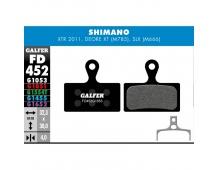 GALFER destičky SHIMANO FD452 E-bike