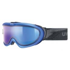 lyžařské brýle UVEX COMANCHE TAKE OFF, cobalt mat double lens/litemirror blue (4026)