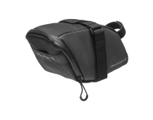 BLACKBURN Grid Large Bag Black Reflective
