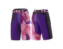 LIV Tangle Baggy Shorts-purple