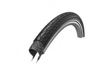Impac plášť Streetpac 18x1.75 new černá+reflexní pruh