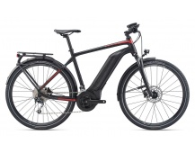 Explore E+ 2 GTS-2020-matt black/red