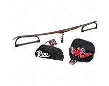 REX 748 Travel waxing stand (cestovní voskovací profil, kopyto)