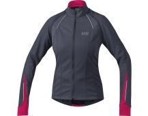 GORE Phantom Lady 2.0 WS Soft Shell Jacket-graphite gray/jazzy pink