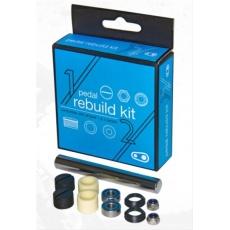 CBROS EggBeater-Candy-Mallet-5050 (1 a 2) Rebuild Kit (kluzná pouzdra)