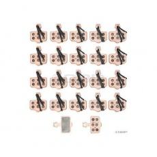 11.5015.040.000 - AVID DISC BRAKE PADS STL/METAL ELIXIR 20SETS