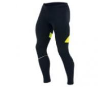 PEARL iZUMi FLY THERMAL kalhoty, černá/SCREAMING žlutá, XL