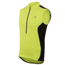 PEARL iZUMi SELECT QUEST SL dres, SCREAMING žlutá/černá, M