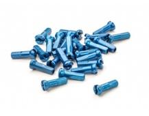 Sapim nipl Alu polyax 12mm modrý