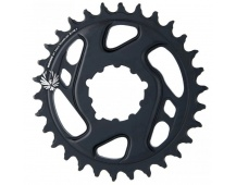 11.6218.030.240 - SRAM CR X-SYNC EAGLE CF 30T DM 3 OFF B BLK