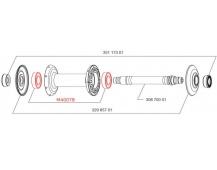MAVIC FRONT HUB BEARINGS 6901 x 2 (M40078)