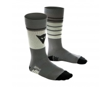 DAINESE HG SOCKS GREY GARGOYLE/TENDER-YELLOW/BLACK-IRIS