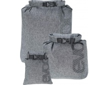 EVOC sada obalů - SAFE POUCH SET WATERPROOF, BLACK - HEATHER GREY
