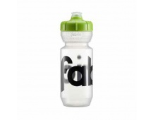 2020 FABRIC LÁHEV 600ml GRIPPER BOTTLE CLEAR/GREEN (FP5108U0360)