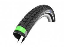 Schwalbe plášť Big Ben Plus 27.5x2.0 GreenGuard SnakeSkin černá+reflexní pruh