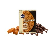 GU Energy Wafel - Caramel/Coffee (16ks v balení)