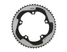 11.6218.009.000 - SRAM CRING ROAD RED 11S 53T 130 AL5FLGRY 2PN