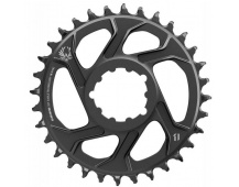 11.6218.030.270 - SRAM CR X-SYNC EAGLE CF 32T DM 6 OFF BLK