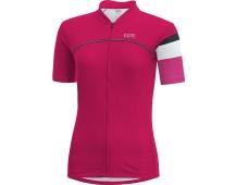 GORE C5 Women Jersey-jazzy pink/raspberry rose