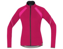 GORE Power Lady 2.0 WS Soft Shell Jacket-jazzy pink/magenta
