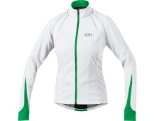GORE Phantom 2.0 SO Lady Jacket-white/fresh green