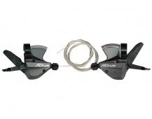 Řadící páčky MTB Shimano Altus SL-M370 3x9 levá+pravá