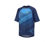 GIANT dres Transfer SS Jersey-blue