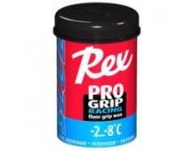 REX 15 ProGrip Modrý fluorový vosk, -2°C až -8°C, 45g
