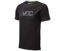 EVOC triko T-SHIRT LOGO MEN blackline