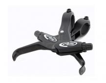 Brzdové páky MTB Avid FR5 pár levá + pravá barva černá