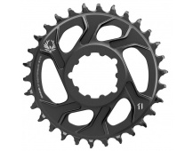 11.6218.030.250 - SRAM CR X-SYNC EAGLE CF 30T DM 6 OFF BLK