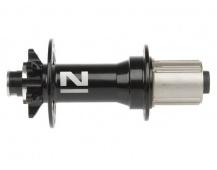 Náboj Novatec DH82SB, zadní, 32-děrový, černý (N-logo)