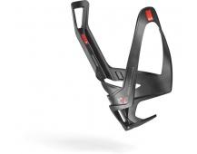 ELITE košík ROCKO Carbon černý matný/červený