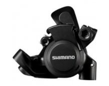 SHIMANO brzda Sil-ostatní BR-RS305 kotouč přední mech třmen polymer + chladič bez adapt černá