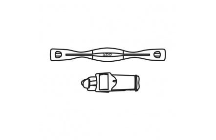 VDO digitální hrudní pás pro modely M5WL a M6.1WL