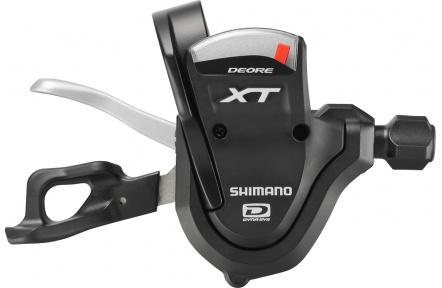 SHIMANO řadící páčka XT SL-M780 pravá 10 rychl objímka s ukaz bal