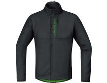 GORE Power Trail WS Soft Shell Thermo Jacket-black