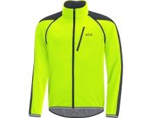 GORE C3 WS Phantom Zip-Off Jacket-neon yellow/black