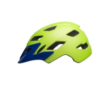 BELL Sidetrack Youth Mat Bright Green/Blue