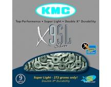 ŘETĚZ KMC X-9-SL BOX