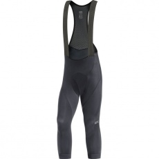 GORE C3 3/4 Bib Tights+-black