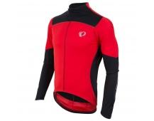 PEARL iZUMi PRO PURSUIT LS triko WIND dres, červená/ černá, L
