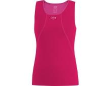GORE R3 Women Sleeveless Shirt-jazzy pink/raspberry rose