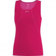 GORE R3 Women Sleeveless Shirt-jazzy pink/raspberry rose