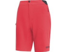 GORE R5 Women Shorts-hibiscus pink
