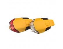 GUEE Camaro set přední+zadní světlo/blikačka-žlutá