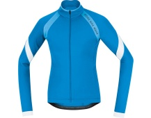 GORE Power 2.0 Thermo Lady Jersey-waterfall blue/white