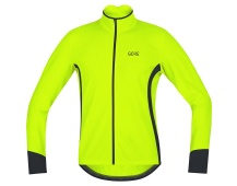 GORE C5 Thermo Jersey-neon yellow/black