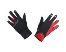 GORE Power WS Gloves-black/red