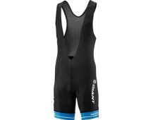 GIANT Team Bib Short black/blue